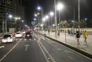 AUMENTA A MALHA CICLOVIÁRIA DE FORTALEZA