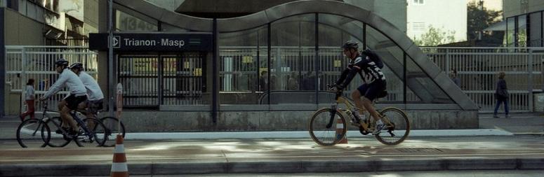 Bicicletas poderão embarcar em ônibus biarticulados em São Paulo