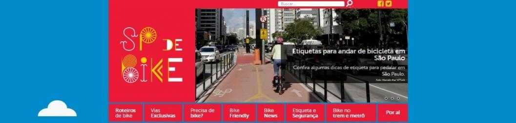 SP de Bike: novo site traz opções de roteiros turísticos usando a bicicleta na capital