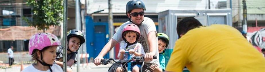 Bike Arte 2015 acontece em São Paulo