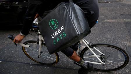 CICLISTAS PODEM TER RENDA EXTRA COM O UberEATS