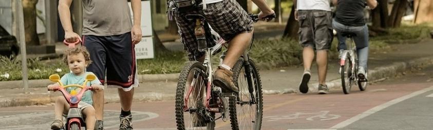 Projeto incentiva uso de bicicletas como meio de transporte em BH