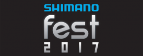 14 a 17 de setembro - SHIMANO FEST 2017