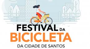 26 a 28 de Abril - 4º Festival da Bicicleta de Santos